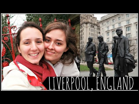 UK TRAVEL VLOG | A DAY IN: LIVERPOOL, ENGLAND