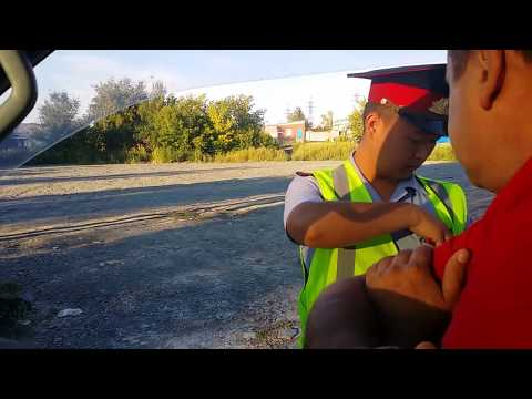 Гаи Усть-Каменогорск Безпричинная остановка или поиск нарушений