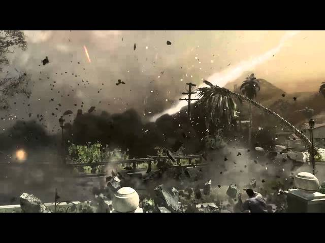 Call Of Duty: Ghosts (trechos Xbox ONE) Travel Video