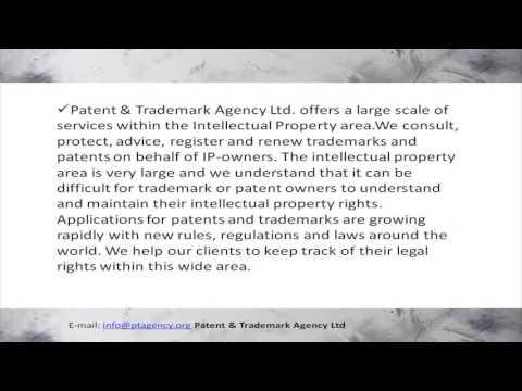 Patent & Trademark Agency Ltd: patent trademark agency