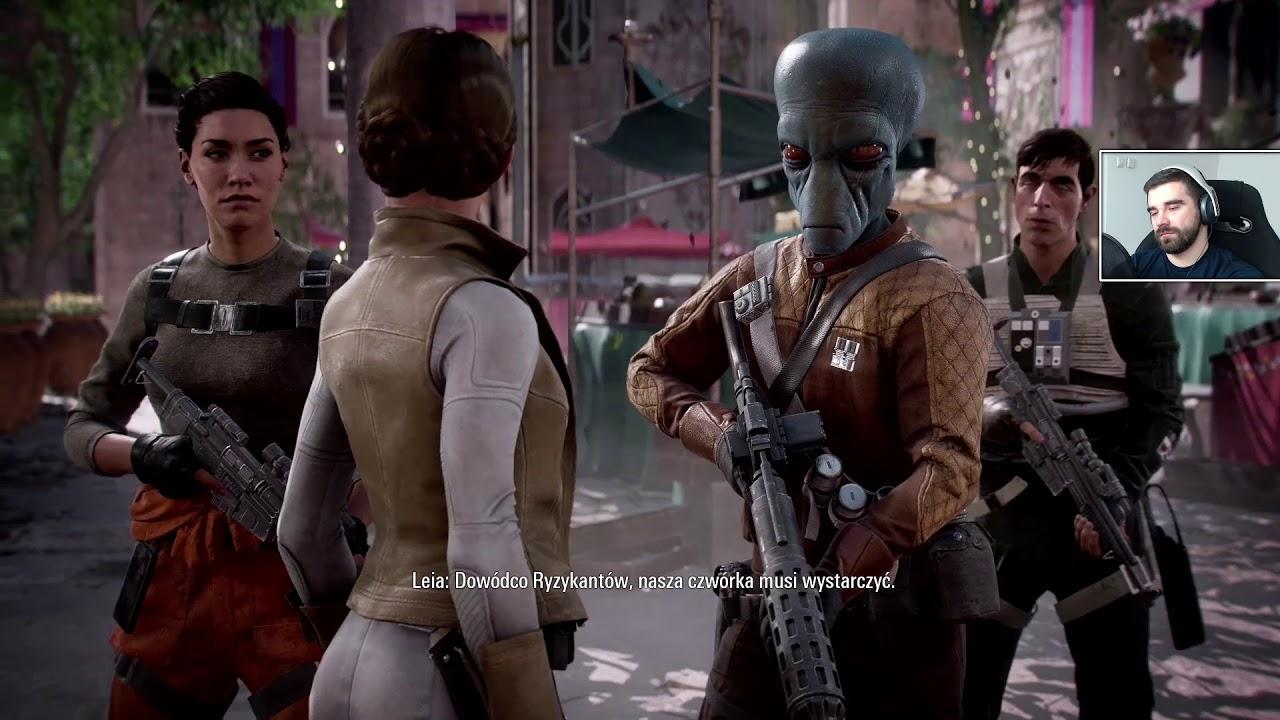 Star Wars Battlefront II [KAMPANIA] #3 – Han solo