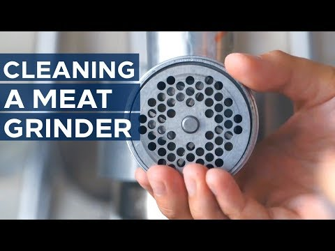 how-to-clean-and-store-a-meat-grinder-|-sears