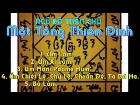 Ngũ Bộ Thần Chú - Ns: Mai Thu Sơn - Cs: Nhã Ca - Dzoãn Minh