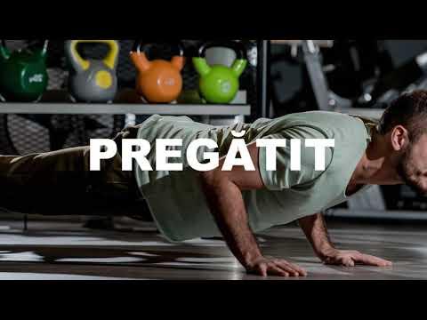 Antrenament 4  Challenge- Vreau să am un stil de viață sănătos