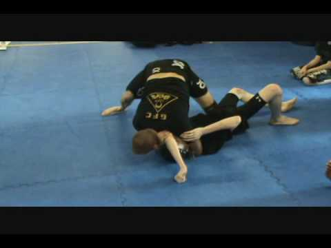 Arm Triangle with Sweep Option