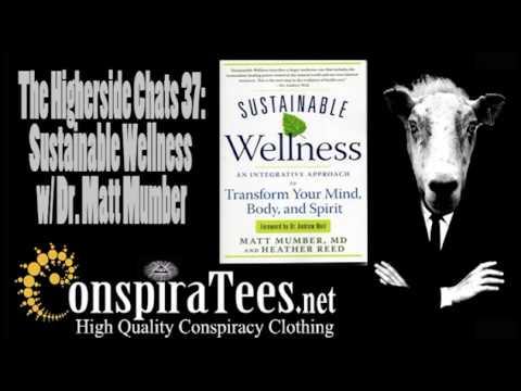 Higherside Chats 37: Sustainable Wellness w/ Dr. Matt Mumber