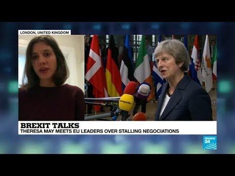 فرانس 24:Brexit talks: extending transition phase would 'make sense'