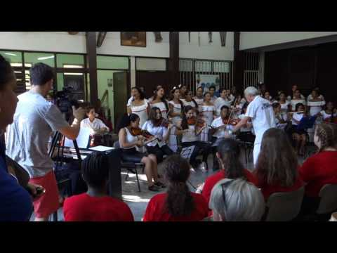 Student Music Group at Conservatorio de Música Alejandro García Caturla