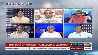 The Big Picture - One year of NDA Govt: Agriculture scenario