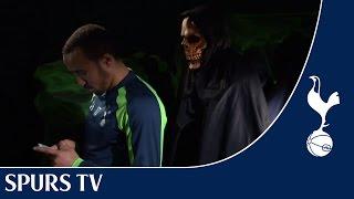 Halloween Prank! | feat. Walker, Townsend, Defoe, Sandro...
