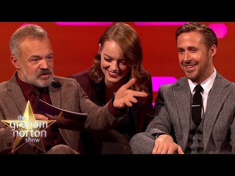 LA LA GRAHAM | The Best of Ryan Gosling & Emma Stone on The Graham Norton Show