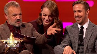 connectYoutube - Ryan Gosling & Emma Stone EXTENDED INTERVIEW on The Graham Norton Show