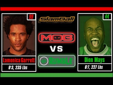 SlamBall Series 1 - Rumble vs Mob [FULL GAME]