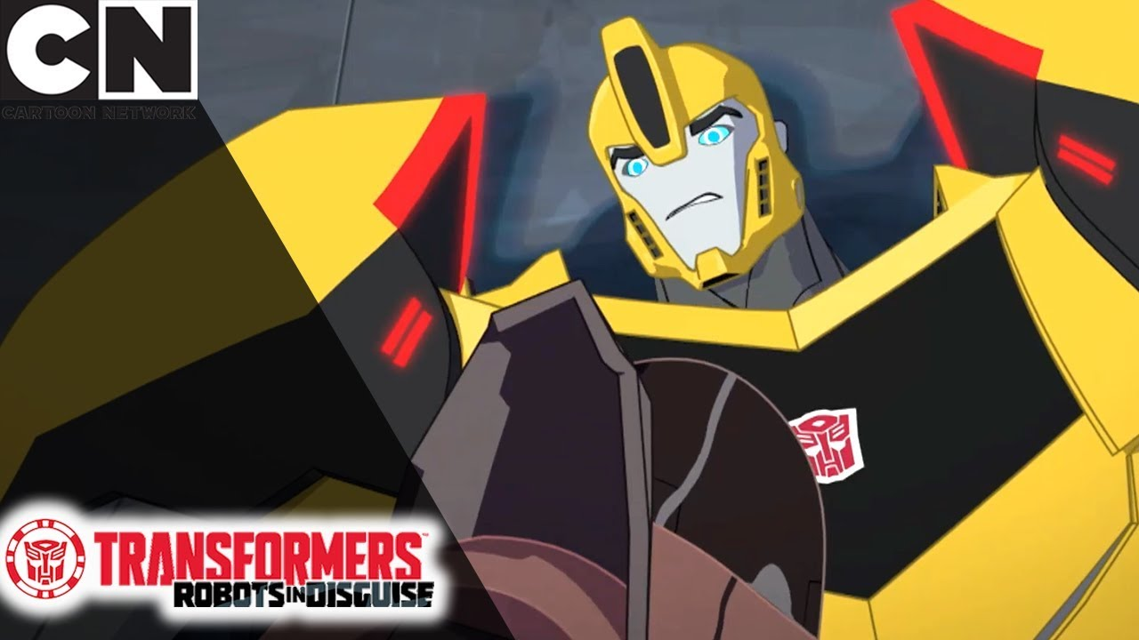 Transformers Bumblebee Is The Distraction Cartoon Network