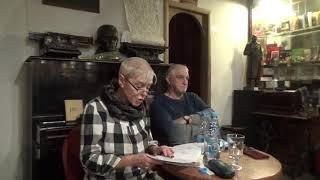 Алла Боссарт и Игорь Иртеньев. 13.02.2019 Булгаковский дом. Часть 1