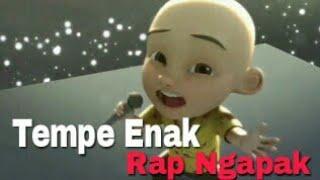 Gambar cover Tempe Enak Banget DDK CINGIRE Versi Upin Ipin Terbaru Plus Lirik