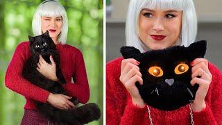 Wie Werde Ich Eine Hexe In Der Schule? 10 DIY Sabrina Magical Schulsachen