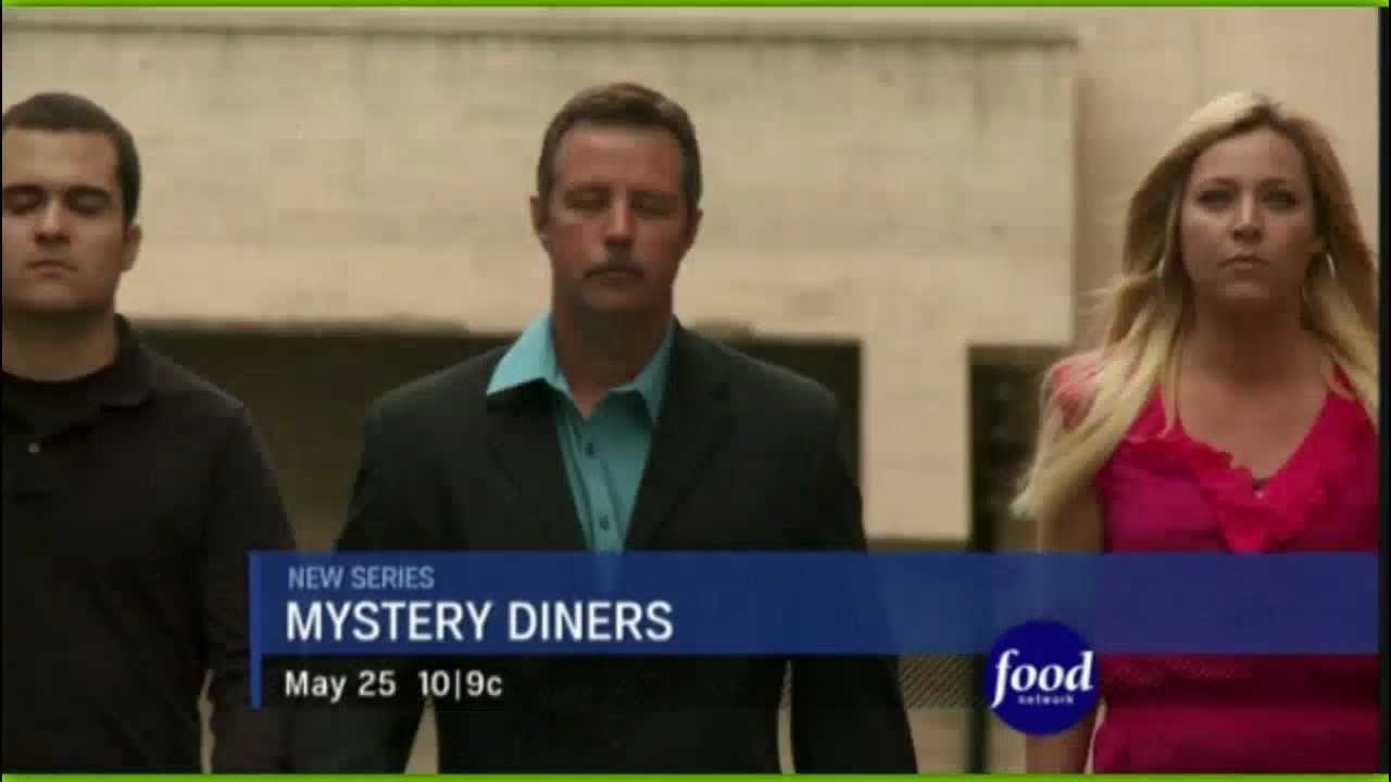 Mystery Diners Food Network Youtube