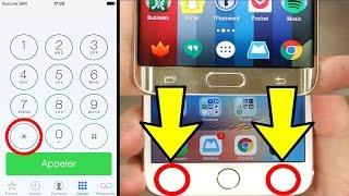 5 CHOSES inattendu CACHÉES sur les IPHONE !