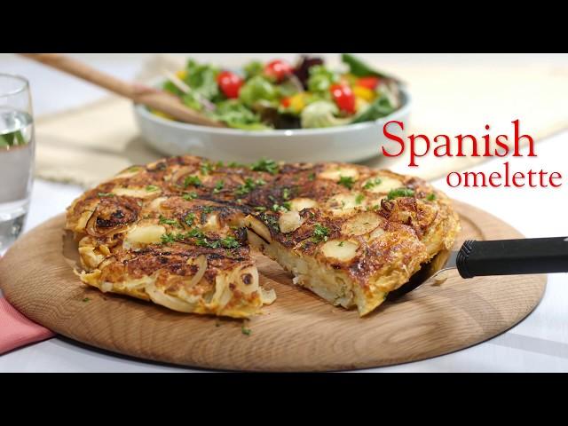 Slimming World Syn Free Spanish omelette recipe