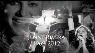 """Jenni Rivera """"Cuando se muere una dama"""""""