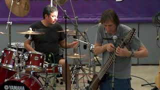Impact! Live in concert with a Chapman Stick! Juneteenth Jazz Fest 2015.