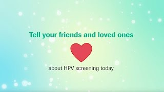Hpv cervical screening ...