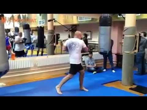Fedor Emelianenko - training