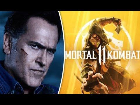 Mortal Kombat 11 Aftermath Reaction! |
