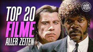 Die 20 BESTEN FILME aller Zeiten!