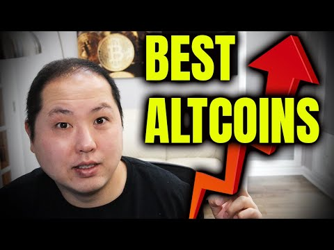 BEST ALTCOINS WITH HUGE POTENTIAL!!!!
