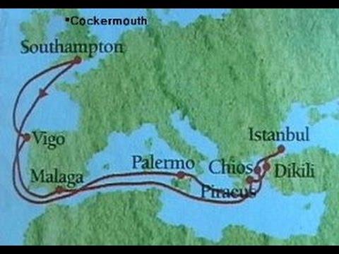 Oriana's 'Turkish Delights' Cruise 1998