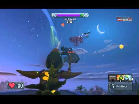 PvzGW - nice kill following a rocket leap with hyper