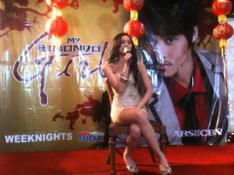 Kim Chiu  My Binondo Girl  Press Conference Part 01