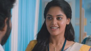 Attakathi Dinesh Proposing Bindu Madhavi COmedy - Tamizhuku En Ondrai Azhuthavum Movie Scenes