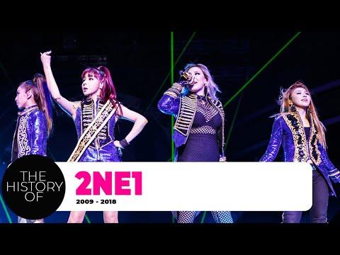 2NE1 HISTORY #LE9ENDARY2NE1 9th anniversary 21K SUBS
