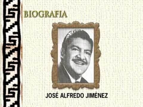 BIOGRAFIA JOSE ALFREDO JIMENEZ EL HIJO DEL PUEBLO INSPIRACION Y VIDA  PROPIEDAD DE BMG RCA.  XEW