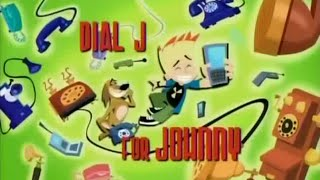 johnny test season 6 episode 108a dial j for johnny