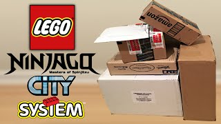 My Biggest LEGO Mystery Unboxing Haul!