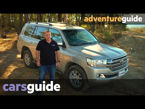 Toyota Land Cruiser 200 Series 2019 off-road review: VX