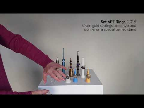 Wendy Ramshaw Ringsets | Wendy's World