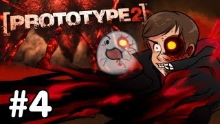 Prototype 2 - Walkthrough Part 4 - SCIENCEEEE!! (Xbox 360/PS3/PC HD Gameplay & Commentary)