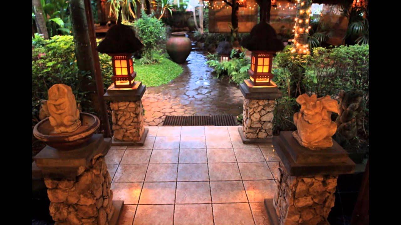 The Beauty Of Bali Garden Idea Youtube