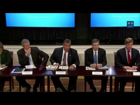 Meeting of the President's Commission on Combating Drug Addiction and Opioid Crisis