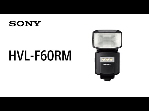 Product Feature   HVL-F60RM   Sony   Flash