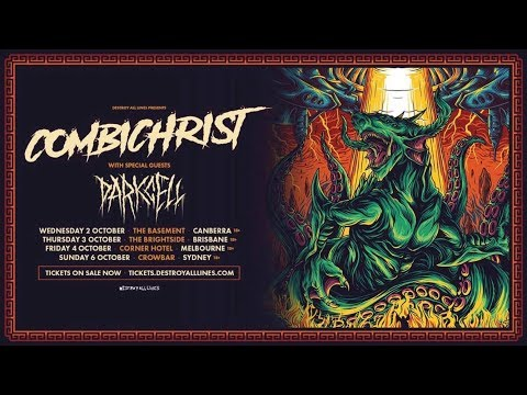 Andy LaPlegua from Combichrist talks Australian Tour, 'One Fire' and more!