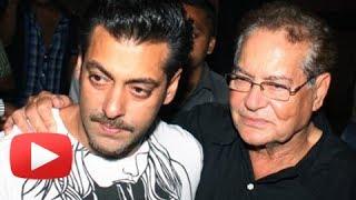 WATCH! How Salman Khan Quit Smoking And Drinking - Reveals Dad Salim Khan