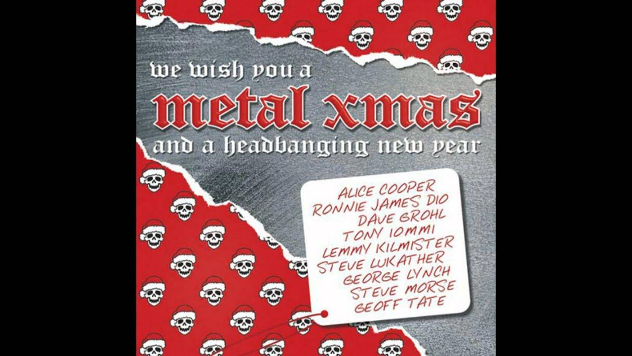 JustAGuitarMan - Ronnie James Dio - God Rest Ye Merry Gentlemen ...