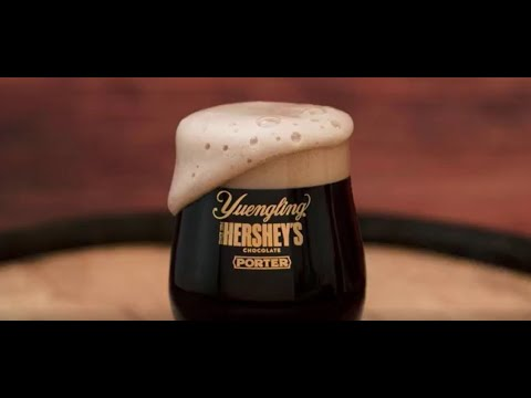 Kristina Kage - Hershey's Has Created A  Chocolate Port Beer