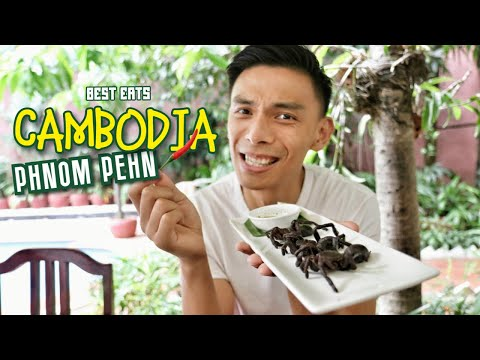 Must Try Khmer Food | Phnom Penh, CAMBODIA